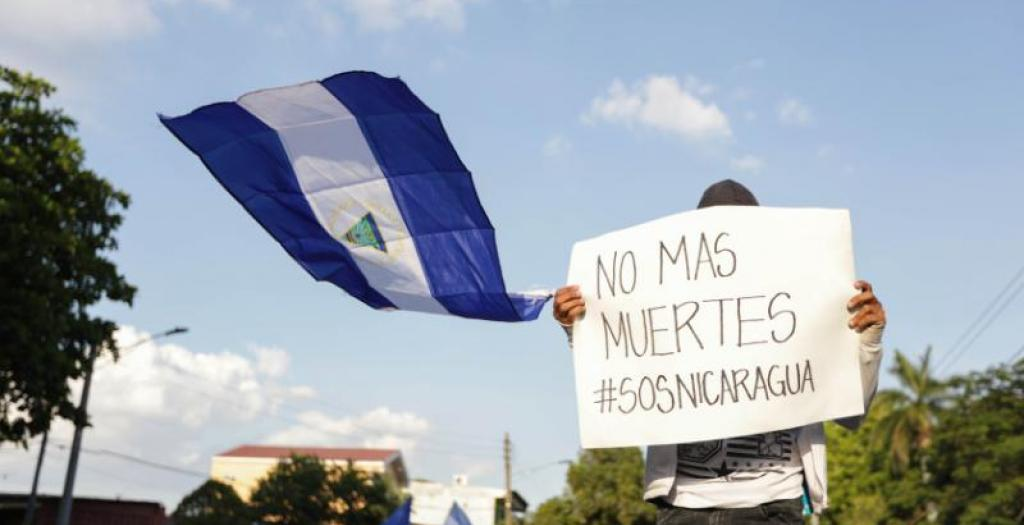 Un alto a los asesinatos y a la censura en Nicaragua