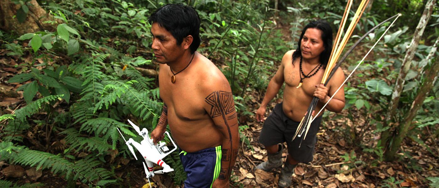 Todos los Ojos en la Amazonía