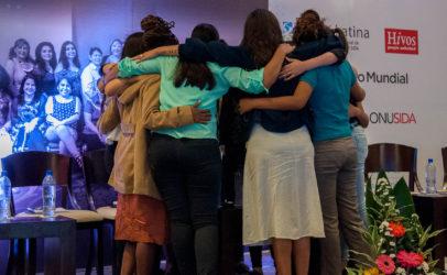 Surge una nueva generación de activistas por los derechos de las mujeres con VIH