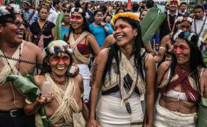 La gesta histórica del pueblo Waorani para proteger la Amazonía de la extracción petrolera