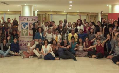"Implementación de Hivos e ICW Latina ""excede las expectativas del Fondo Mundial"""
