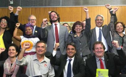 Carta pública solicita al Parlamento Brasil darle prioridad a los temas de la agenda social y de medioambiente