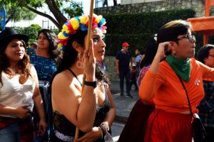 Marcha orgullo LGBTI Guatemala 2019