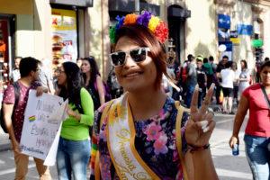Marcha del orgullo LGBTI Guatemala 2019