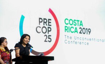 PreCOP25: Un encuentro no convencional para hablar sobre cambio climático