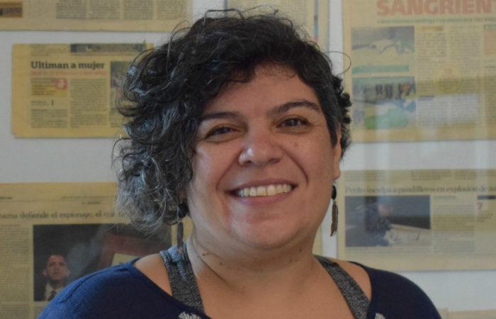 Alejandra: defensora de activistas de derechos humanos en Guatemala