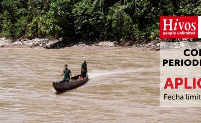 Todos los Ojos en la Amazonía : Concurso de periodismo de datos