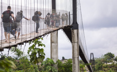 Hivos y la Universidad IKIAM colaboran para el procesamiento de 1008 pruebas de COVID-19 en la Amazonía ecuatoriana
