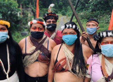 Ruta de la Salud Indígena Amazónica