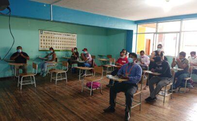 Pueblo Shuar Arutam se capacita en monitoreo y mapeo comunitario