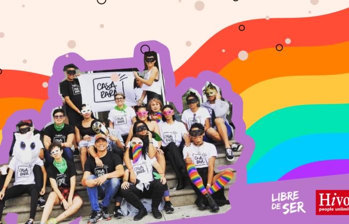 La crisis del Covid-19 incrementó las solicitudes de apoyo de las personas jóvenes LGBTIQ+ en Costa Rica