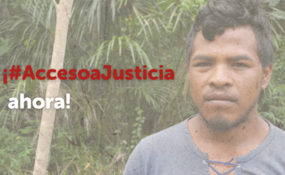 Hivos y COIAB publican informe sobre omisión del poder judicial en delitos contra líderes indígenas de Maranhão