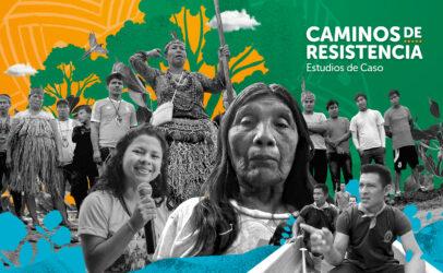 Intercambio de saberes y experiencias para el fortalecimiento de la defensa de la Amazonía