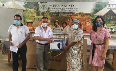 Fortalecimiento de redes de telemedicina en la Amazonía peruana
